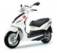 scooter Piaggio Fly 50cc Λευκό
